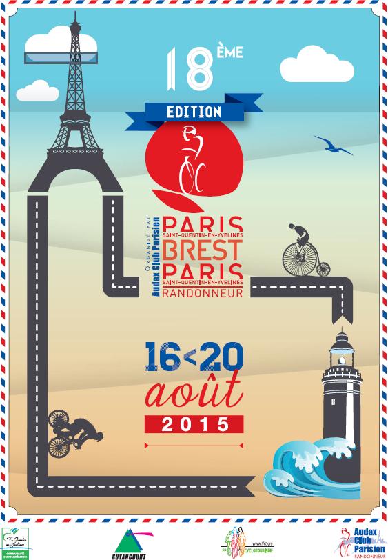 Apresentação Paris Brest Paris 2015