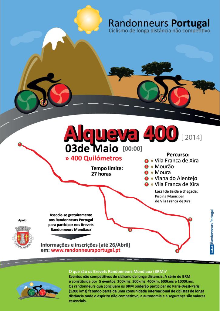 Cartaz Alqueva 400