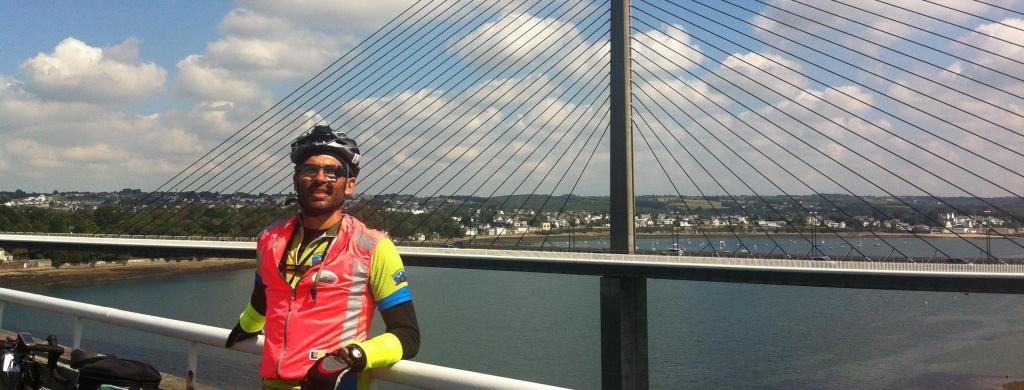Na ponte de Brest