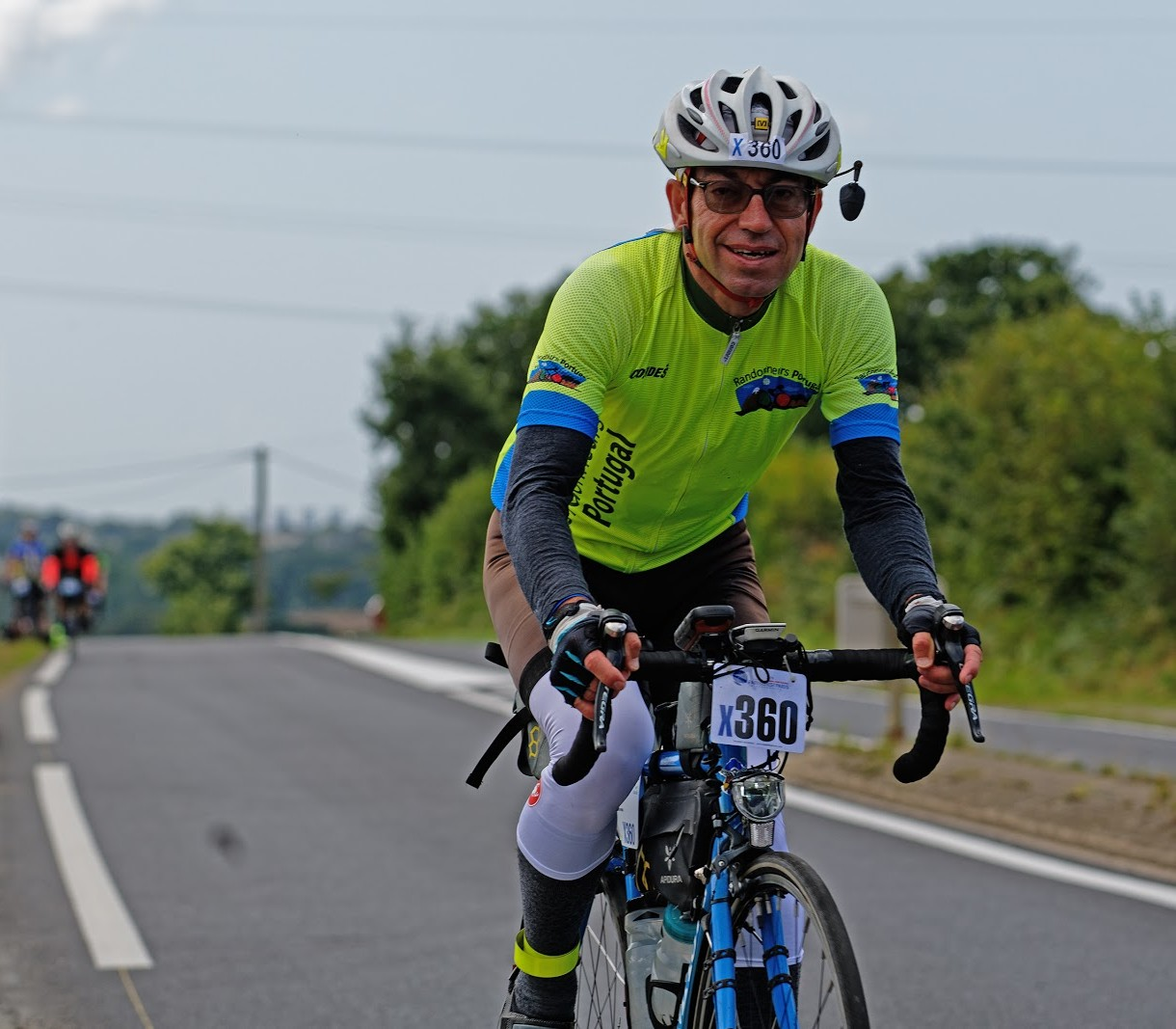 José Ferreira Randonneurs Portugal Nº201300045 Paris Brest Paris 2019